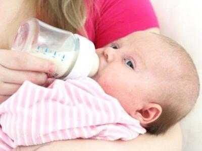Отлучить ребенка от груди