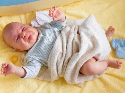 Новорожденный ребенок до 1 месяца уход