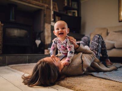 Развитие ребенка в 4 месяца