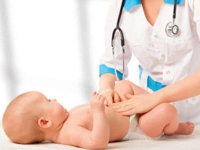 Детские заболевания: Пупочная грыжа