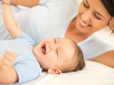 Развитие ребенка в 9 месяцев
