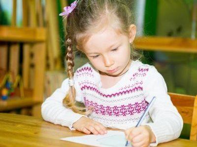 Особенности развития ребенка левши
