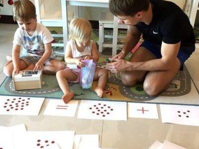 Учим ребенка сложению и вычитанию