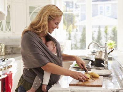 Рацион кормящей мамы