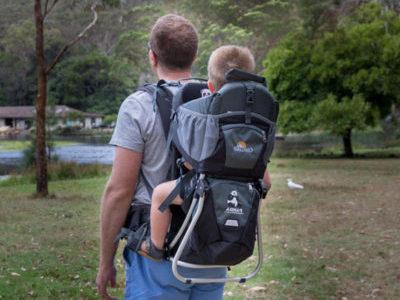 Для детей какого возраста подходит рюкзак-переноска?