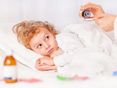 Вред антибиотиков для детей