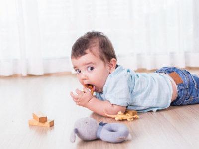 Восстановить кишечную микрофлору ребенка