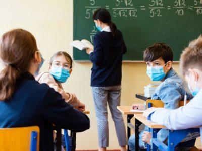 Защита ребенка от коронавируса в детском саду и школе